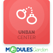 Unban Center For WHMCS