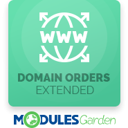 Domain Orders Extended For WHMCS