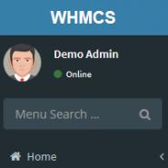 Lara, WHMCS Admin Theme