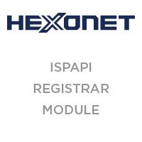 ISPAPI Registrar Module