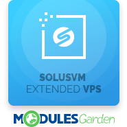 SolusVM Extended VPS For WHMCS