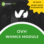 SoYouStart, OVH and Kimsufi Dedicated server management WHMCS module