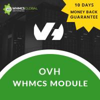 SoYouStart, OVH and Kimsufi Dedicated server management WHMCS module