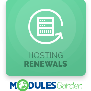 Hosting Renewals For WHMCS