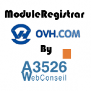 OVH® - Registrar Module - NEW APIv6