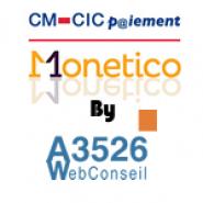 Monetico (CM / CIC) ® Gateway Module