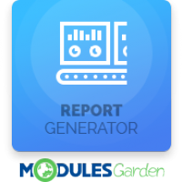Report Generator For WHMCS