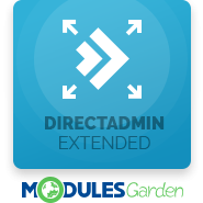 DirectAdmin Extended For WHMCS