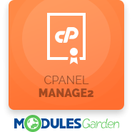 cPanel Manage2 For WHMCS