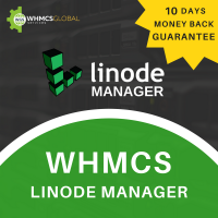 WHMCS Linode Manager