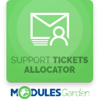 Support Tickets Allocator For WHMCS