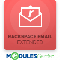 Rackspace Email Extended For WHMCS