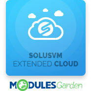SolusVM Extended Cloud For WHMCS