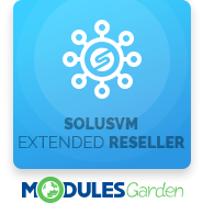 SolusVM Extended Reseller For WHMCS