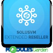 SolusVM Extended Reseller For WHMCS