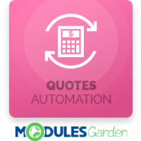 Quotes Automation For WHMCS