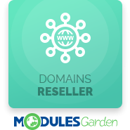 Domains Reseller For WHMCS