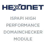 ISPAPI High Performance DomainChecker Module