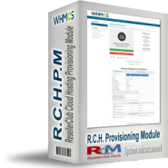 ResellerClub Cloud Hosting Provisioning Module