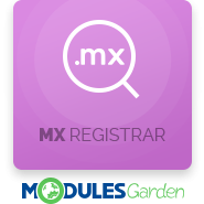 MX Registrar For WHMCS