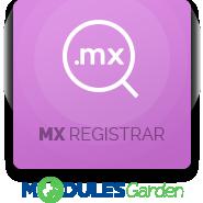 MX Registrar For WHMCS
