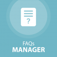FAQs Manager