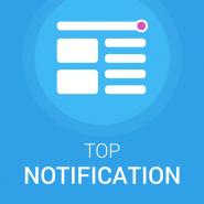 Top Notification