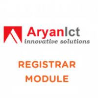 AryanIct.com .AF (ccTLD) Domain Registry Module
