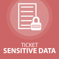 Ticket Sensitive Data