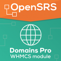 OpenSRS Domains Pro
