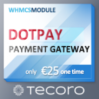 Dotpay Payment Gateway Module for WHMCS