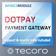 Dotpay Payment Gateway Module for WHMCS (source code)