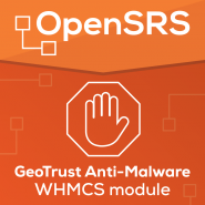 OpenSRS GeoTrust Anti-Malware Scan