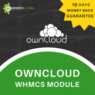 ownCloud WHMCS Module