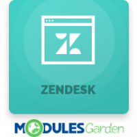 Zendesk For WHMCS - WHMCS Marketplace