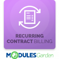 Recurring Billing Extended For WHMCS