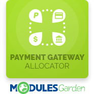 Payment Gateway Allocator For WHMCS