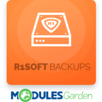 R1Soft Backups For WHMCS