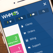 BetterWHMCS Mobile Admin Theme