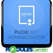 Plesk Key Administrator For WHMCS