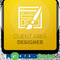Client Area Designer For WHMCS
