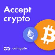 CoinGate Bitcoin Payment Method