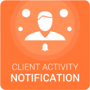 Client Activity Notification