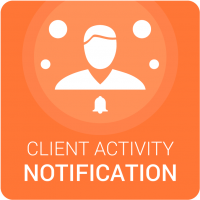 Client Activity Notification