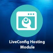 LiveConfig Hosting Module