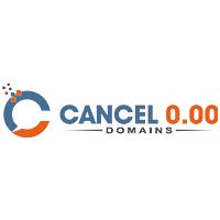 Cancel 0.00 Domains