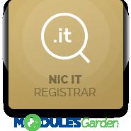 NIC IT Registrar For WHMCS