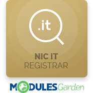 NIC IT Registrar For WHMCS