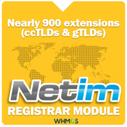 NETIM Registrar Plugin