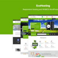 EcoHosting | Responsive Hosting and WHMCS WordPress Theme
